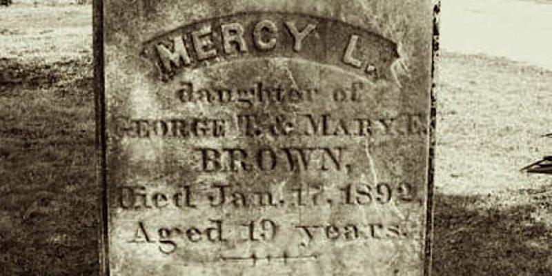 The Mercy Brown Vampire Story