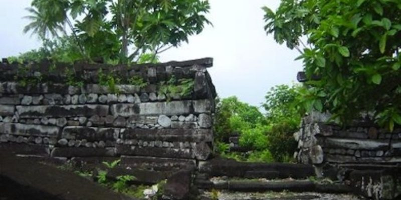 Nan Madol – Venice of the Pacific