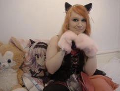 Nano the Cat – A Real Life Norwegian Catwoman