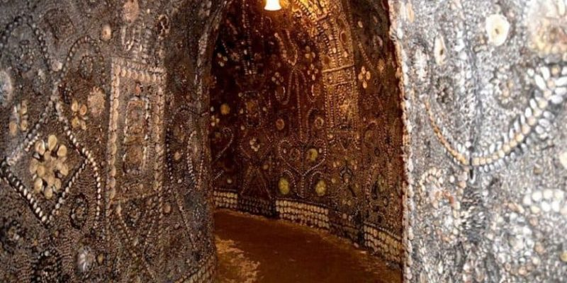 The Shell Grotto of Margate is a Complete Mystery