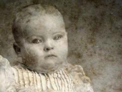 Creepy Victorian Post Mortem Photography