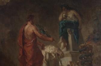 The Pythia at Delphi