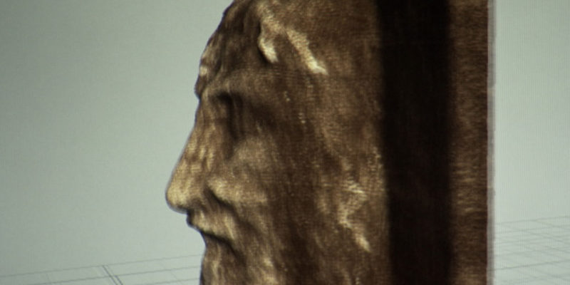 The Face on the Shroud of Turin