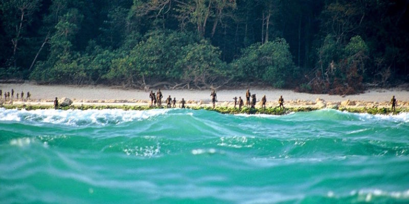 North Sentinel Island: The Last Isolated Culture in the Andamans