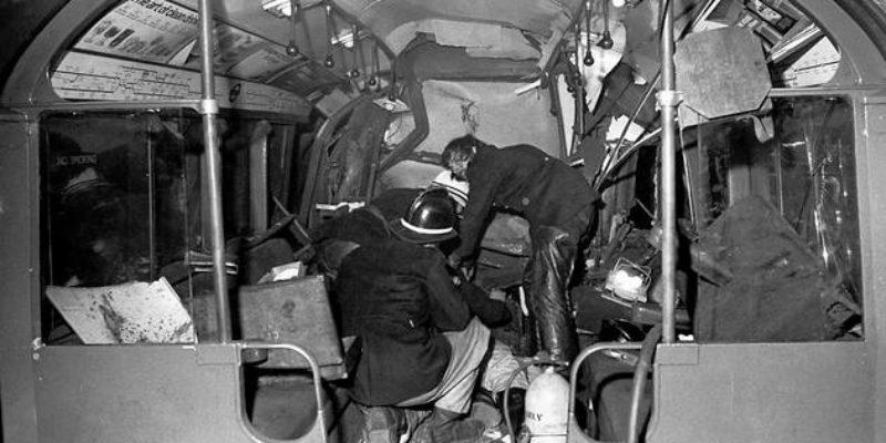 The Moorgate Train Crash