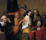 Witch Prickers of 17th Century Inquisition